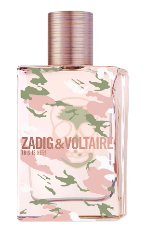 Zadig and Voltaire This is her No rules Eau de Toilette