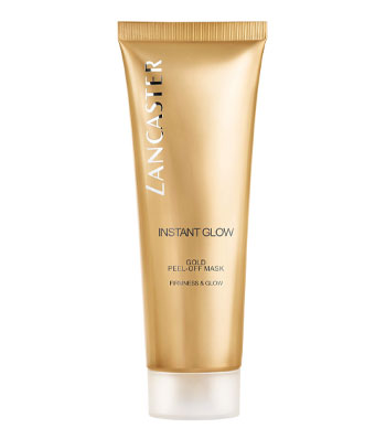 Lancaster Instant Glow Gold Peel-Off Mask