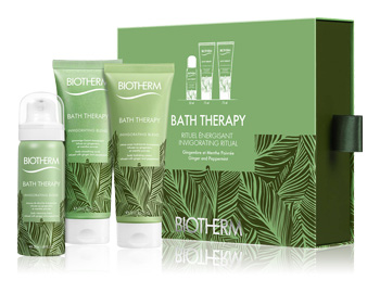 Bath Therapy Invigorating Ginger and Peppermint